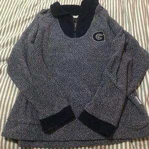 Georgetown Woolly Threads Sweatshirt